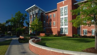 NCCU Baynes Hall