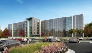 SAS Office Tower Building Q