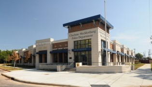 Charlotte-Mecklenburg Police Department Metro Division Office