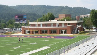 Western Carolina University Athletic Facilities Improvements