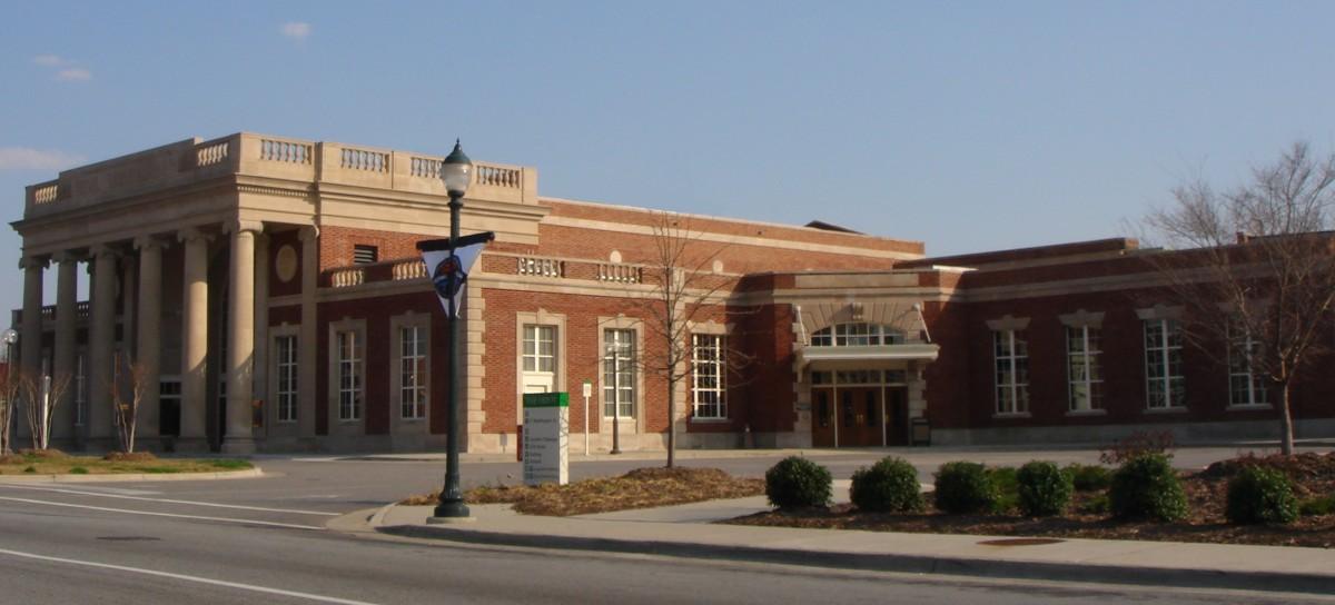 Greensboro Multi Modal Facility