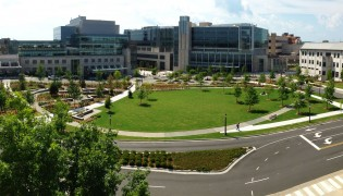 Duke University Medical Center Medicine Pavilion and Cancer Center