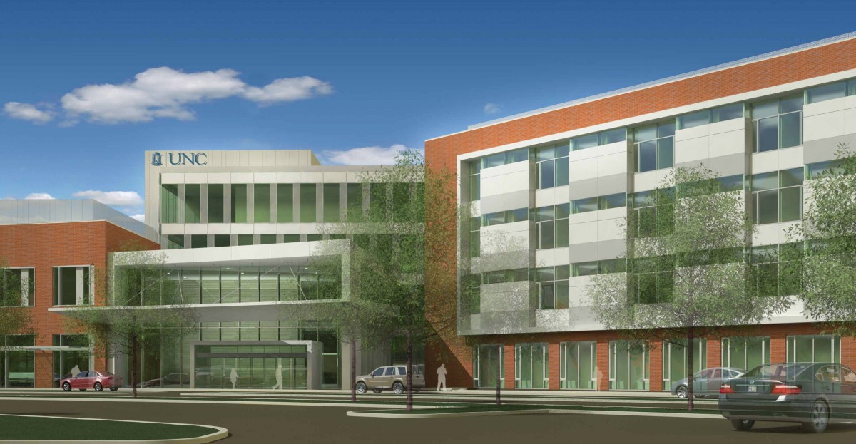 UNC Hillsborough Hospital