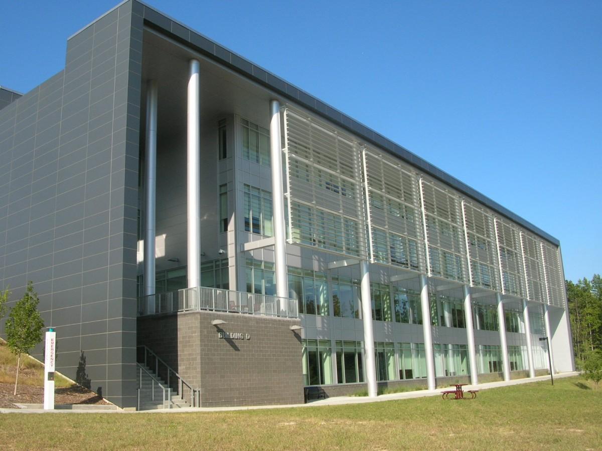 WTCC Phase 1B, Building D