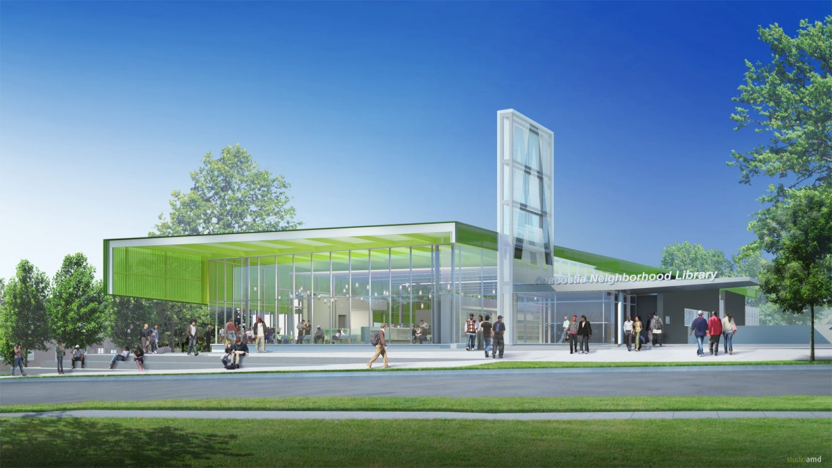 Two Stewart Libraries Win AIA/ALA Awards