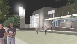 Elizabeth City State University Ridley Student Center