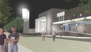 Elizabeth City State University Ridley Student Center