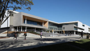 NC A&T State University Student Center