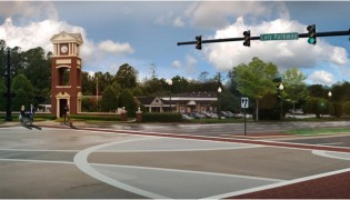 Cary Parkway / High House Road Intersection Improvements