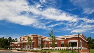 UNC Charlotte Motorsports Building II