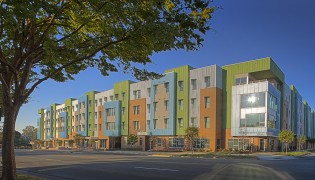 Johnson C. Smith University Mosaic Village Mixed-Use Facility