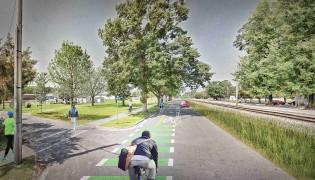 Kinston Riverfront Greenway & Cycle Track, EB-3314D