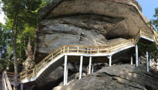 Chimney Rock State Park Trail Structure Improvements – Phases 4 & 5