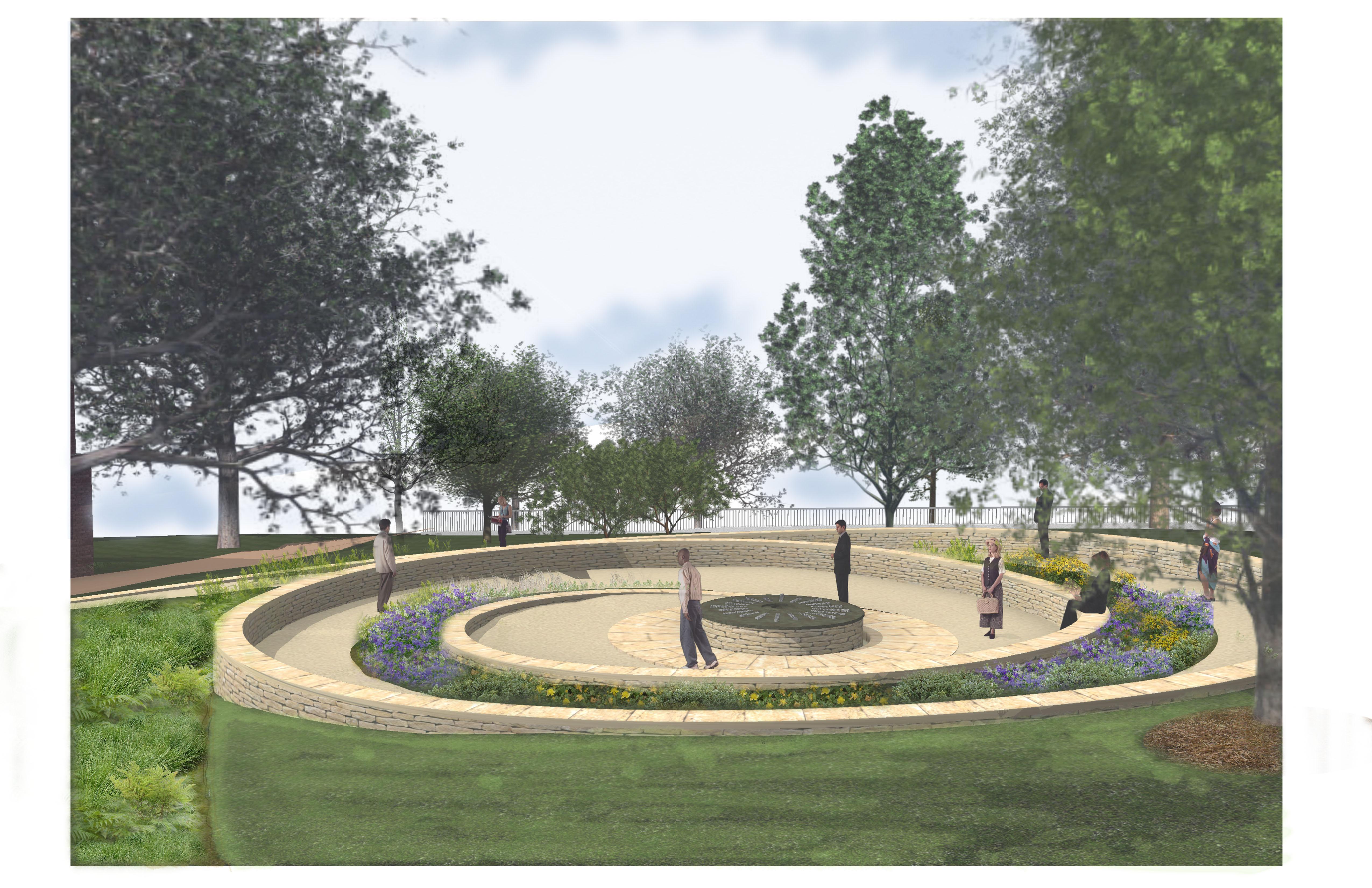 Design Approved for a Tribute Honoring Virginia's Native Peoples