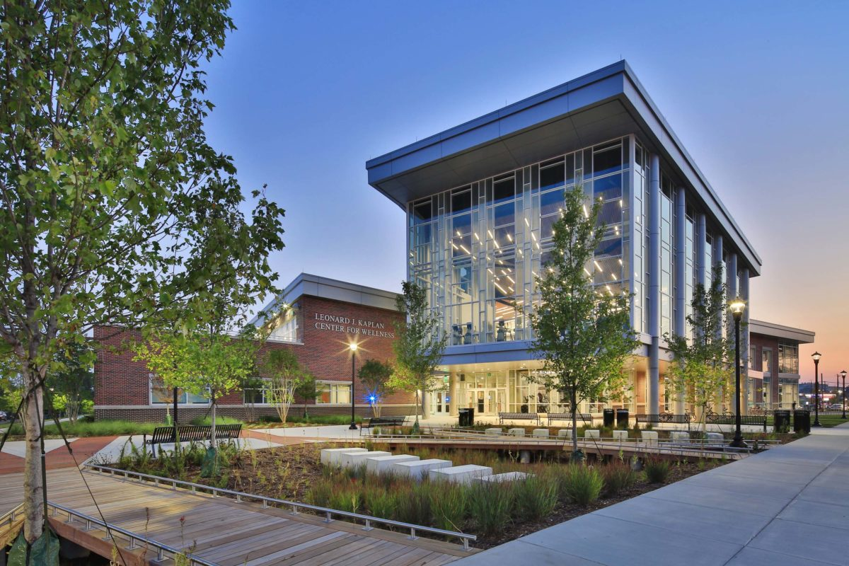 Leonard J. Kaplan Center for Wellness at UNC Greensboro