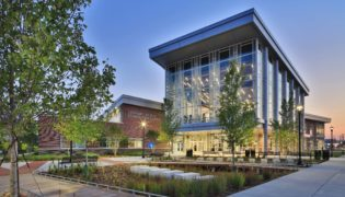 UNC Greensboro Student Recreation Center