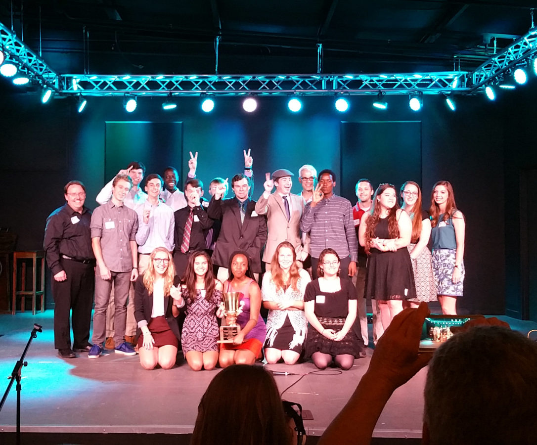 Stewart Engineer Mentors Students to Victory
