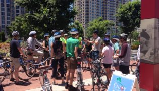 Charlotte Uptown Connects Feasibility Study and Cycle Track Design