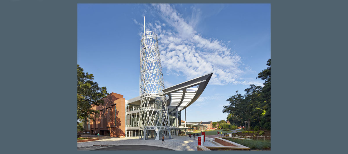 Stewart wins ACEC Grand Award for Talley Student Union at NCSU
