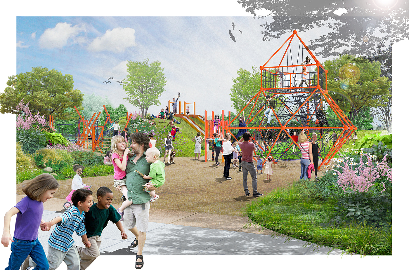 "Designing to Introduce ""Risk"" into our Parks and Playgrounds"