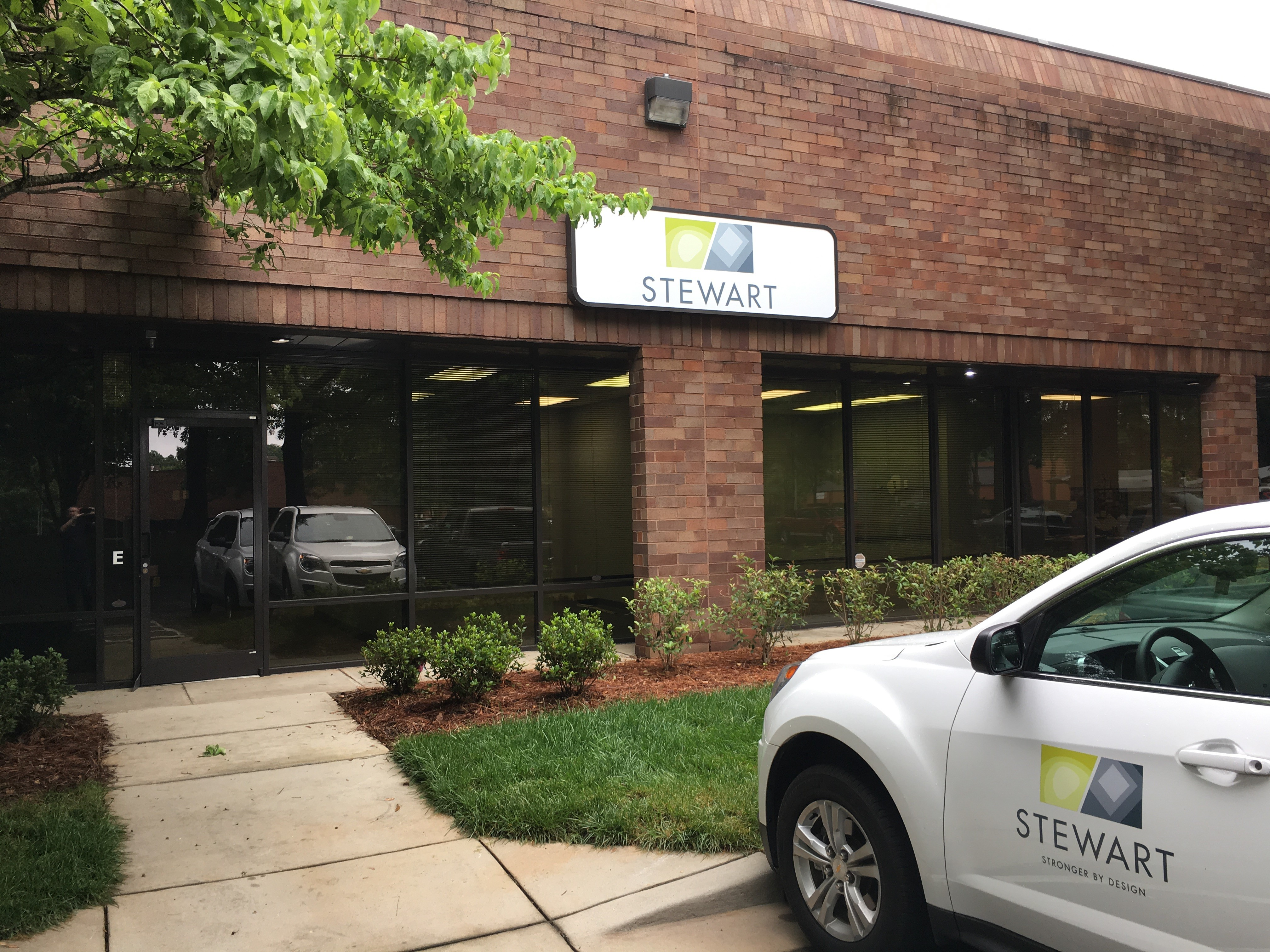 Stewart Expands Presence in Charlotte with New Construction Services Group and Materials Testing Facility