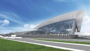 Charlotte Douglas International Airport Concourse A