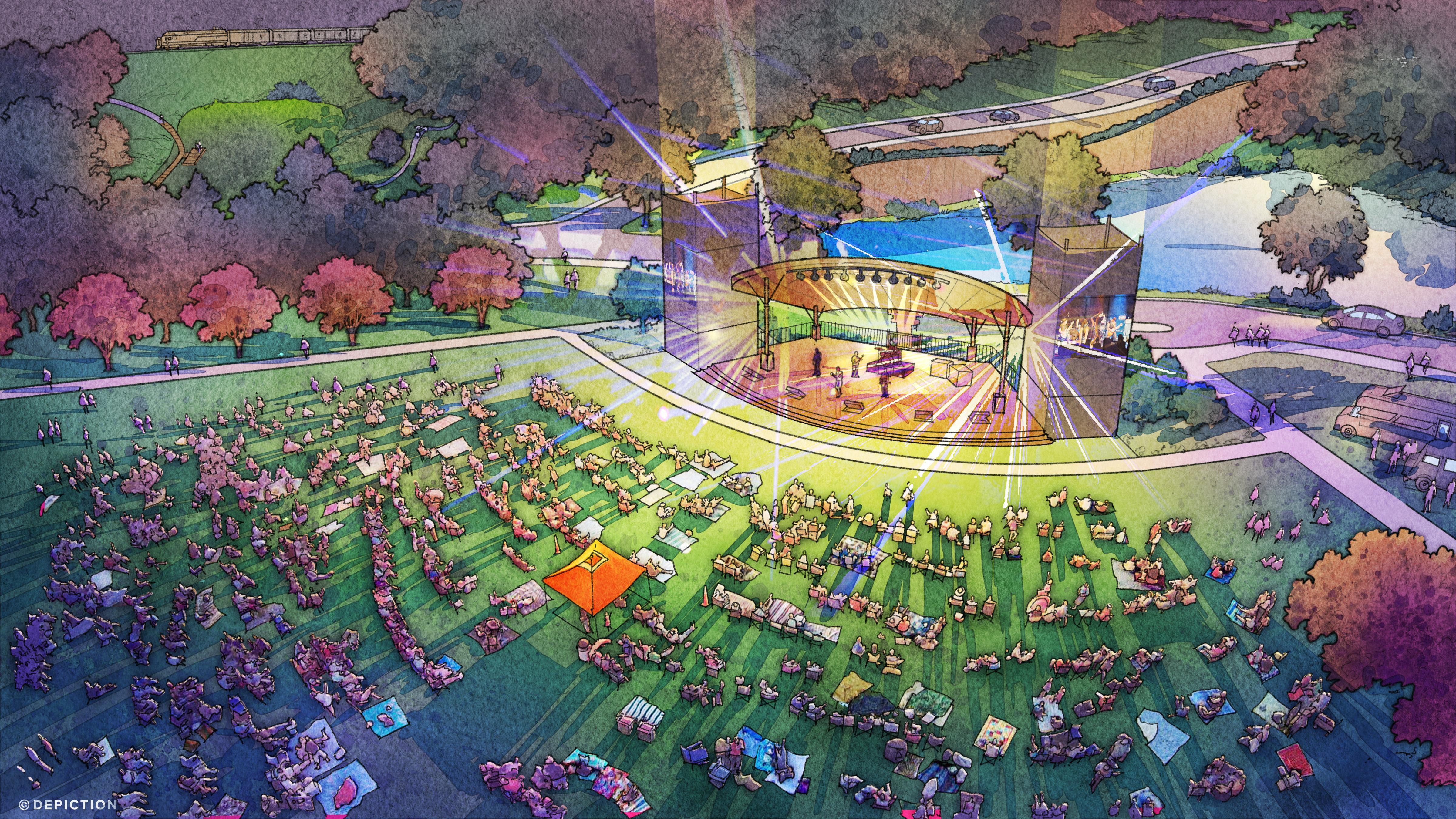 Harrisburg Park Master Plan