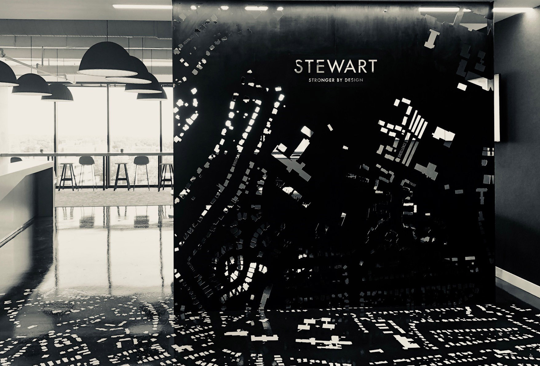 Stewart Relocates Headquarters to The Dillon