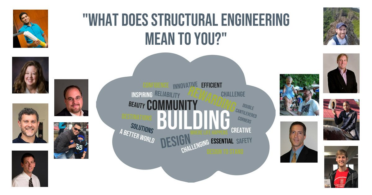 Celebrating the People and Projects We're Proud of During #StructuresWeek
