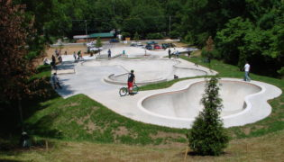 Cherokee Action Sports Park
