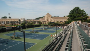 Duke University Ambler Tennis Stadium