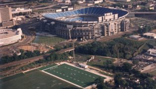 Carolina Panthers Practice Fields