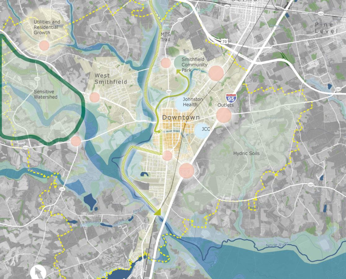 Smithfield_Interview_Map