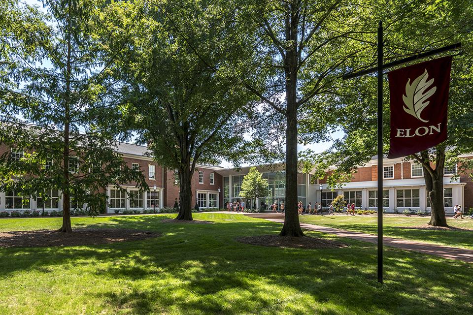 Elon Schar Hall & Steer Pavilion - 03B