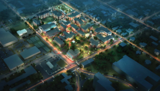 William Peace University Master Plan
