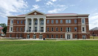 Longwood University Upchurch University Center