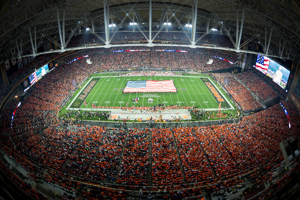 Stewart Partners with the College Football Playoff to Deliver Seamless Experience at the National Championship Game