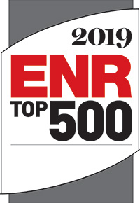 Stewart Places in the ENR Top 500 Design Firms
