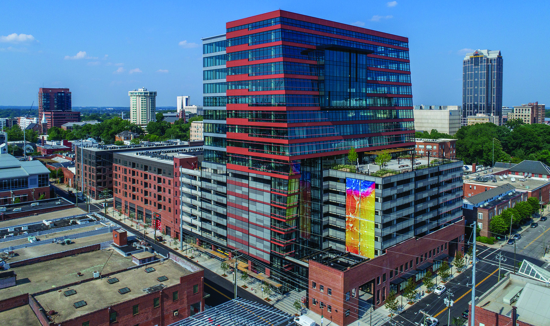 The Dillon Wins TCREW's Champion Award for Best Redevelopment Project