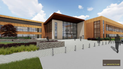EWeek2020 Project Feature: Stewart pioneers progress through the NCDA&CS Agricultural Sciences Center