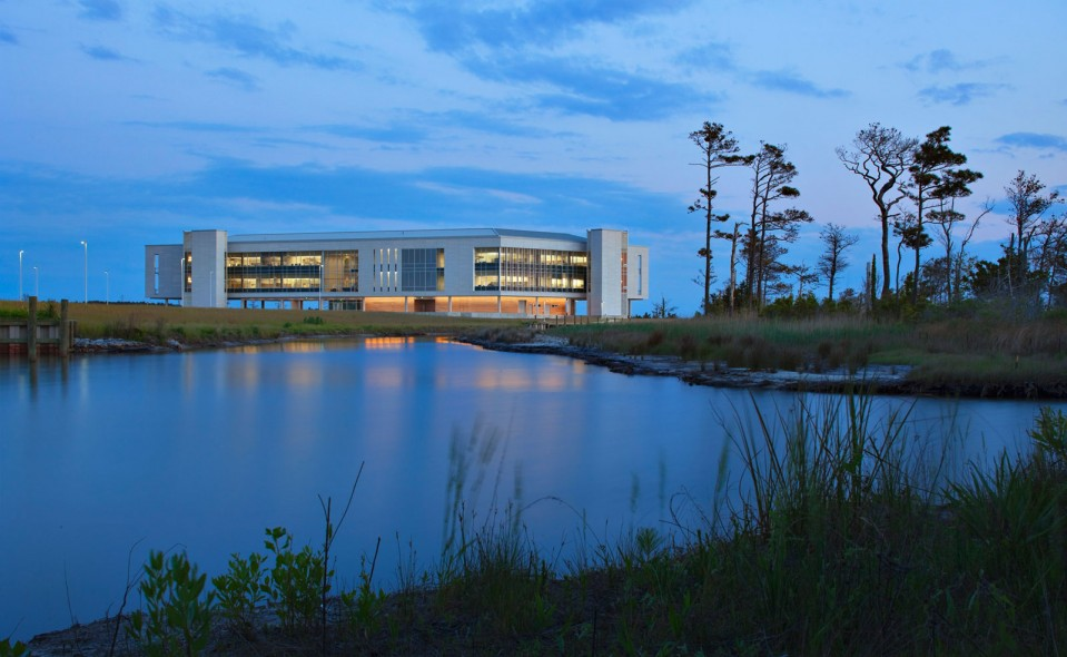 East Carolina University Coastal Studies Institute