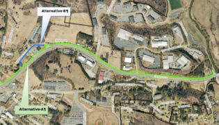 US 421 Multi-Use Path Feasibility Study