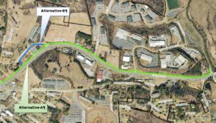 US 421 Multi-Use Path Feasibility Study