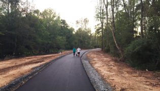 Toby Creek Greenway Phase 2
