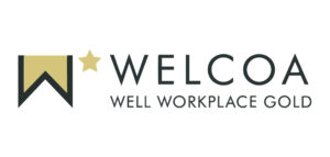 WELCOA Well Workplace Gold logo