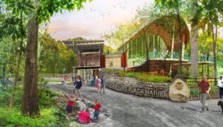 CHARLOTTE NATURE MUSEUM MASTER PLAN