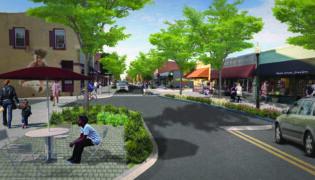 Clayton Main Street Streetscape Master Plan