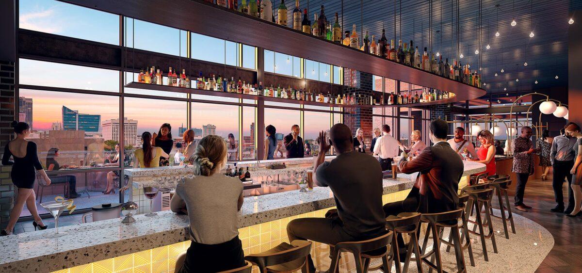 Seaboard Station_Rooftop Bar