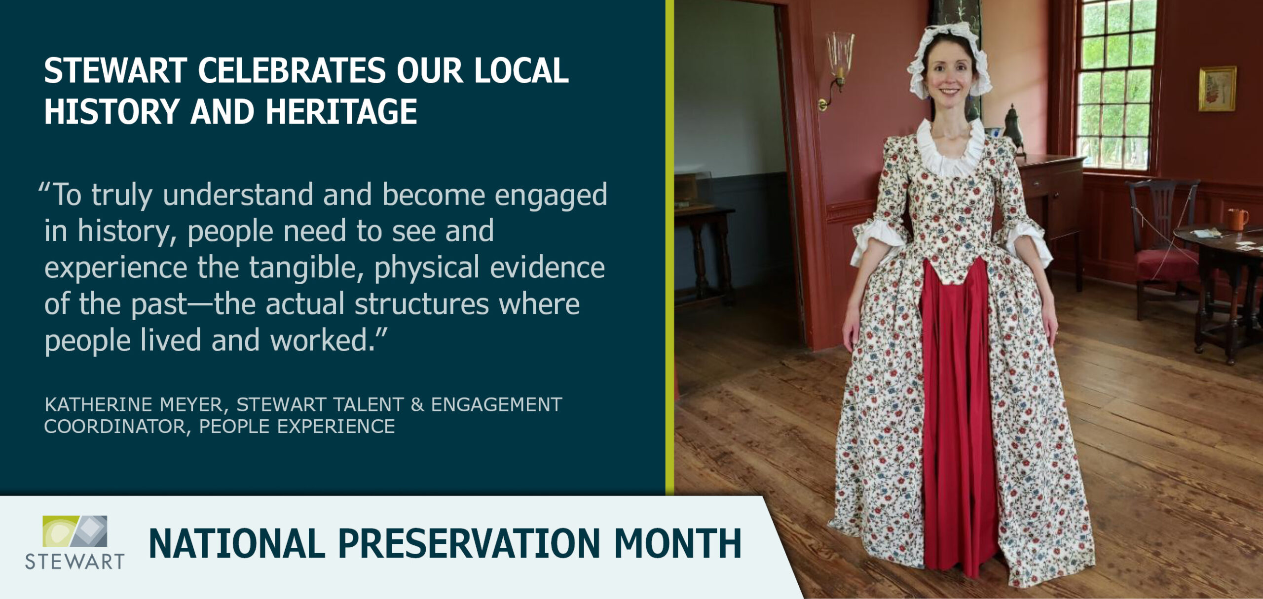 Stewart Celebrates Our Local History and Heritage